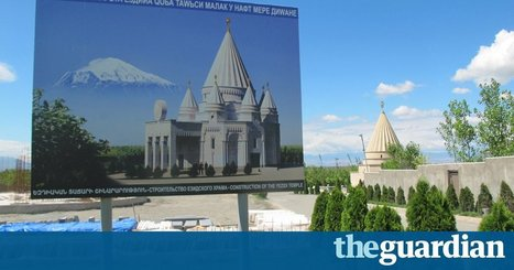 World's largest Yazidi temple under construction in Armenia | enjoy yourself | Scoop.it