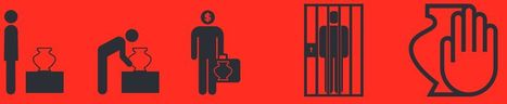 Iniciativa griega contra el tráfico ilícito de antigüedades | LVDVS CHIRONIS 3.0 | Scoop.it