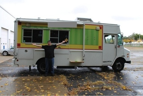 Food truck to cook creative meals on the move | The Rapidian | Eat Local West Michigan | Scoop.it