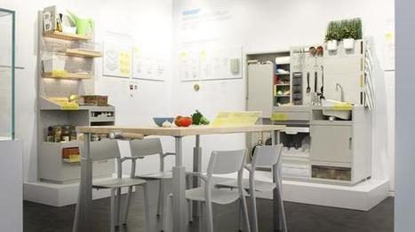 Ikeas Vision für die Küche der Zukunft | MyWebWall | Scoop.it