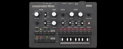 Reverse engineering a Korg Monotribe | elite | Scoop.it