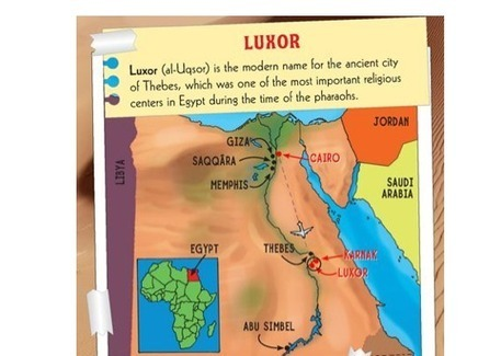 Scholastic Publishing Eliminates Israel From Map In Children's Book | Children's Publishing News | Scoop.it