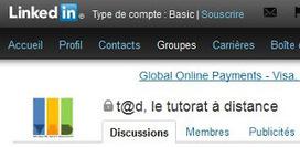 Blog de t@d: L'activité de t@d sur Linkedin | Ingénierie pédagogique | Scoop.it