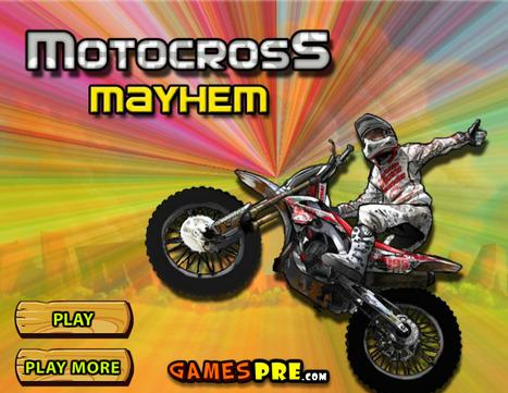Motocross Mayhem | online games | Scoop.it