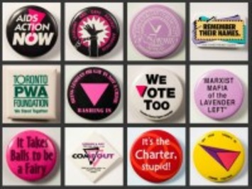 Toronto's Queer History, Recounted in Buttons and Pins | Sex History | Scoop.it