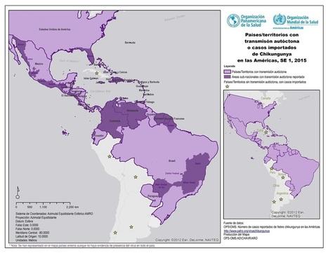 El Chikungunya en América | microBIO | Scoop.it