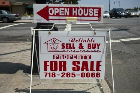 Quand les politiques publiques encouragent les bulles immobilières | L'immobilier à l'étranger | Scoop.it