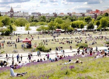 Les espaces publics urbains à l'ère du numérique | EIVP - Formation continue et Mastères Spécialisés | Scoop.it