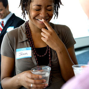 Awkward to Awesome: 5 Networking Tips | Business Minded | Scoop.it