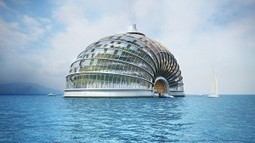 THE ARK HOTEL? OR DISASTER RELIEF HOUSING? | | Everything from Social Media to F1 to Photography to Anything Interesting | Scoop.it