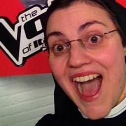 Suor Cristina non è una suora: le foto e i video shock | Stylish | Scoop.it