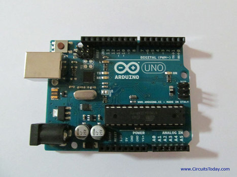 The Big List of Arduino Projects and Circuits-Learn Arduino | Tecnología | Scoop.it