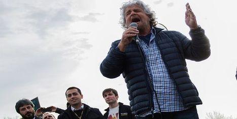 Cacciava i suoi che andavano in tv: ora Grillo sbarca a Porta a Porta... | The Matteo Rossini Post | Scoop.it