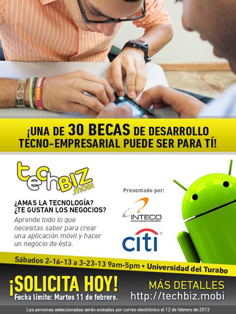 [EDUC@PR] Techbiz: Regresa programa de becas para Empresarismo Tecnológico   Edumorfosis.it   Scoop.it