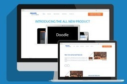 Philips Landing Page | Web Hosting & Web Design Company Mini Nimbus | Scoop.it