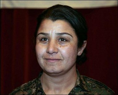 ''Sisters in arms': #Kurdish women fighters in front line against Islamic State' | News You Can Use - NO PINKSLIME | Scoop.it