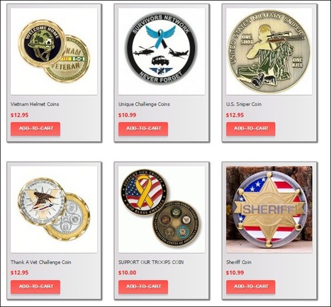 High Quality Challenge Coins Manufacturer in USA   Coast guard challenge coins   Scoop.it