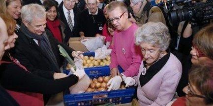 Le Foll : exonération fiscale des dons agricoles aux Restos du Coeur | Fruits et Légumes d'Aquitaine | Scoop.it