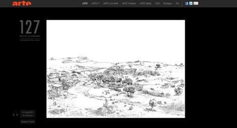 BD interactive : Dessine-moi un webdocumentaire… | Cabinet de curiosités numériques | Scoop.it