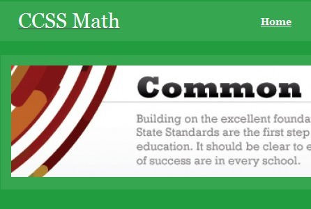 CCSS Math - Resources for all State Standards | Understandingcommoncorestatestandards | Scoop.it