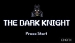 Watch This Cool 8-Bit Take On 'The Dark Knight' - DesignTAXI.com | EXTRASIDE | Scoop.it