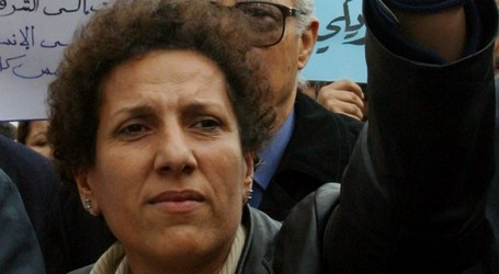La révolution permanente de Radhia Nasraoui | Slate Afrique | Roshirached | Scoop.it