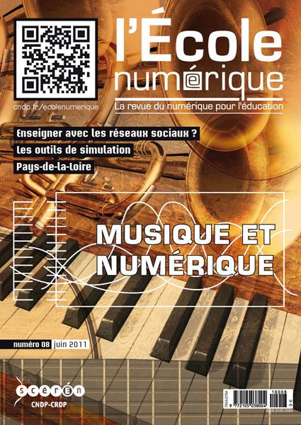 L'École numérique n° 8 : dossier Musique et numérique - focus enseigner avec les réseaux sociaux sur support numérique — Éducnet | Roshirached | Scoop.it