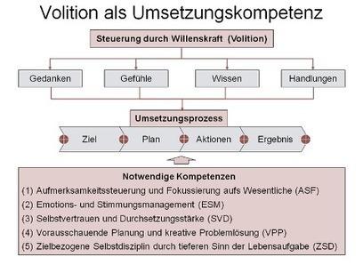 Volitionskompetenz: Mit Willenskraft mehr erreichen | Weiterbildung | Scoop.it