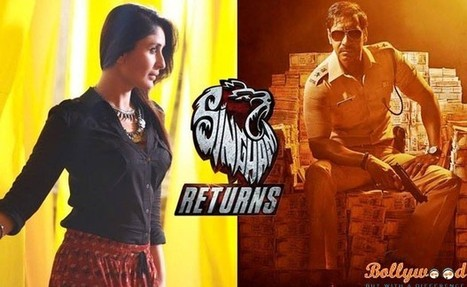 Singham Returns trailer released   Catch the Powerful action of Ajay   justbollywood   Scoop.it