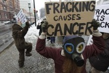 Judge Rules Exxon Must Face Criminal Charges Over 50,000 Gallon Fracking Waste Spill | Sustain Our Earth | Scoop.it
