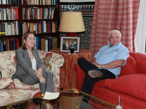 El presidente y Pastor se muestran positivos con el diálogo | Noticias de Panamá | Scoop.it