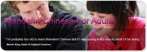 Online Mandarin Chinese Lessons For Adults | Learn Mandarin Chinese Language Online In Europe | Scoop.it