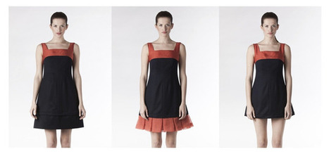 Modular outfits created and customized with concealed zippers | D_sign | Scoop.it