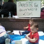 Occupy Wall Street: the family-friendly protest | We are the 99% | Scoop.it