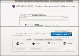 Epic Privacy Browser le navigateur web ultra sécurisé ~ ZinfosWeb | Geeks | Scoop.it