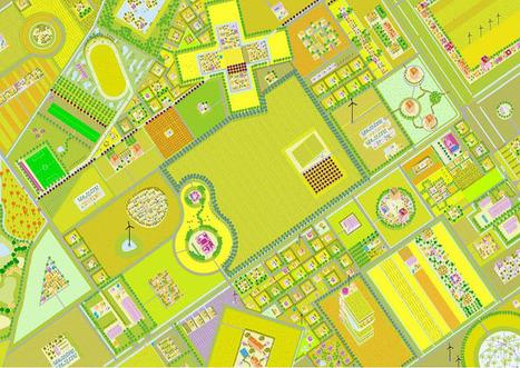 MVRDV - Oosterwold development . Almere | Sustainable Thinking | Scoop.it