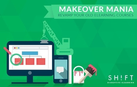 Makeover Mania: Here's How to Revamp Your Old eLearning Courses | Rapid eLearning | Scoop.it