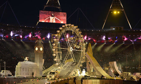 London 2012 Olympics: London and Team GB - take a bow. You've dazzled the world - Boris Johnson | London Olympics 2012 controversies | Scoop.it