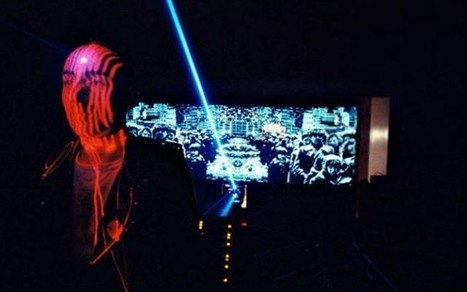 Bernard Szajner : l'Evolution d'un artiste visionnaire et pluridisciplinaire (interview) - digitalarti | Digital #MediaArt(s) Numérique(s) | Scoop.it