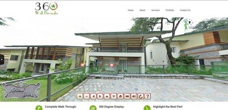 360 Walk Throughs - Slideshow of still photos | 360 Walk Throughs | 360 Degree virtual Tours | 360 Degree virtual Tour services | Scoop.it