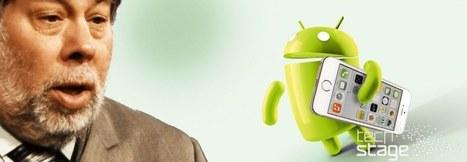 Steve Wozniak: Apple braucht ein iPhone mit Android - TechStage | Apple | Scoop.it