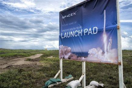 SpaceX Breaks Ground on World's First Commercial Spaceport | Manufacturing In the USA Today | Scoop.it