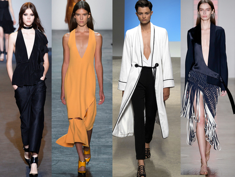 Spring 2016 Trend Alert: Deep V-Necks | Best of the Los Angeles Fashion | Scoop.it