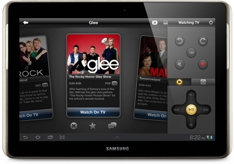 The New TV Apps Will Be Social, And A Whole Lot More - Forbes | Social on the GO!!! | Scoop.it