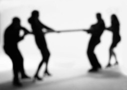 Social Media Tug-O-War: Who Owns it in Your Organization? - Business 2 Community | Managed Social Media | Scoop.it