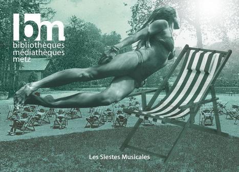 "Playlist Sieste musicale ""Kiddy mood"" / Metz-Plage, 23 juillet 2015 (Soundsgood)   Quatrième lieu   Scoop.it"