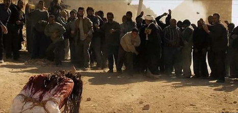 A Syrian girl stoned to death by Rebels Supported by EU & US | Saif al Islam | Scoop.it