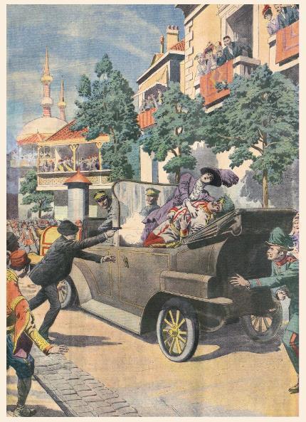 Conférence  ce soir au Lieu Unique : 14-18. La Première Guerre Mondiale a-t-elle eu des causes ? | Histoire 2 guerres | Scoop.it