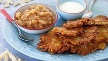 Latkes n Cookies, It's Holidays Time! - The Recipes Hunter   @FoodMeditations Time   Scoop.it