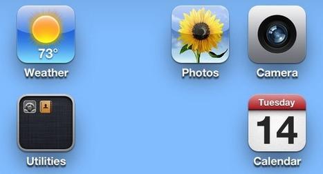 No Jailbreak Required: How To Add Spaces Between Apps On The Home Screen | iPADS EN EDUCACIÓN | Scoop.it